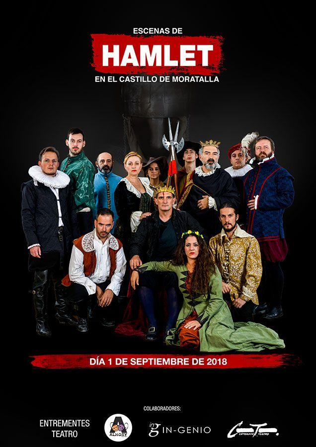 Escenas de Hamlet. Castillo de Moratalla