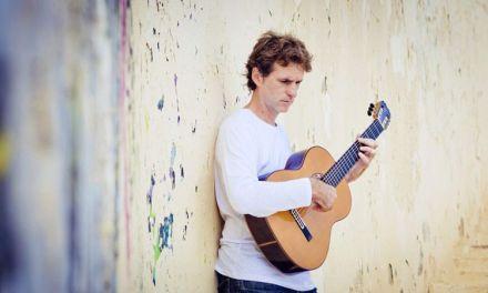 El guitarrista José Antonio Aarnoutse abre este sábado el ciclo 'A la luna de Barranda' del Museo de la Música
