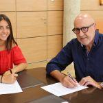 Postres Reina anuncia un acuerdo de patrocinio deportivo con Nuria Vivancos