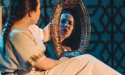 """""""Soy una actriz que dirige impulsada por la necesidad de contar una historia con una visión particular"""", María Reyes Aznar estrena «Olvido» en Bullas"""