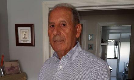 «Mi niñez, las fiestas de antaño y la unidad marcarán el pregón», Laureano Ruiz Huertas, pregonero de las Fiestas Patronales de Albudeite