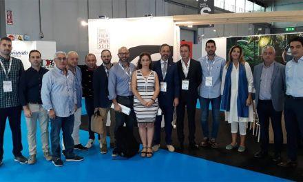 La Región de Murcia es la comunidad que más crece en número de empresas presentes en la principal feria del calzado de Europa