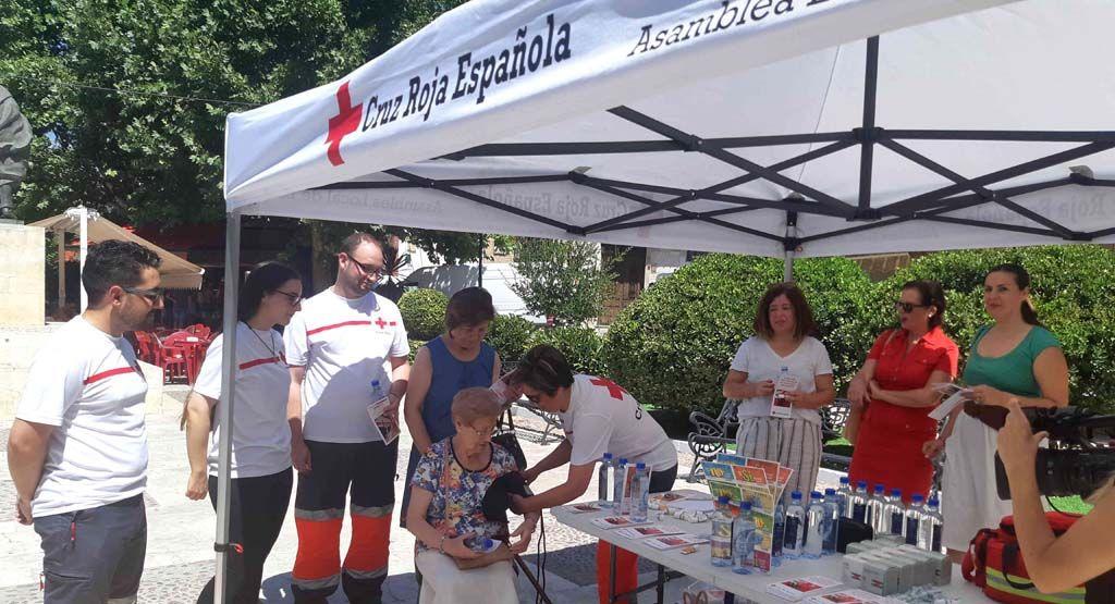 Caravaca se suma mañana a la campaña de concienciación con motivo del 'Día Mundial de los Primeros Auxilios'