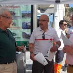 Caravaca participa en el 'Día Mundial de los Primeros Auxilios' con la campaña de Cruz Roja