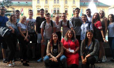 Caravaca participa en el Intercambio Juvenil Europeo 'Divercity', que se celebra en Hungría