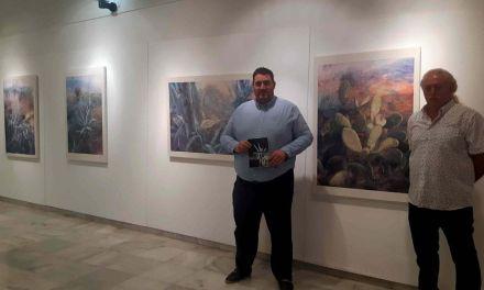 Rafael Terrés expone 'Lo cotidiano en el tiempo' en la Casa de la Cultura de Caravaca