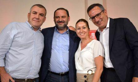 """María José Pérez Cerón: """"Los socialistas escuchamos a los ciudadanos y los hacemos partícipes de nuestras políticas, gobernamos con la ciudadanía, esa es la diferencia entre el PSOE y otros partidos"""""""