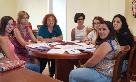 La concejalía de Servicios Sociales ultima con Columbares un nuevo proyecto de empleabilidad en Campos del Río