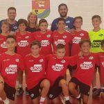 ElPozo Murcia y la Liga Nacional de Fútbol Sala eligen Campos del Río para grabar el nuevo curso online para entrenadores