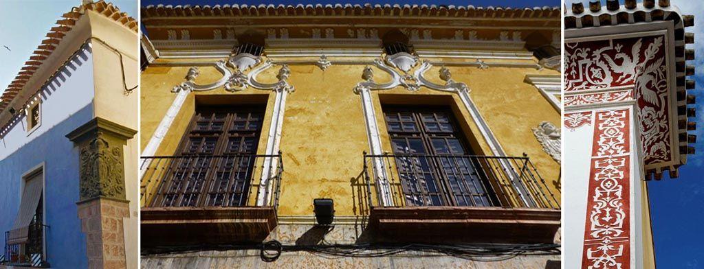 La comarca del Noroeste y Río Mula posee tres cascos antiguos declarados Conjunto Histórico Artístico