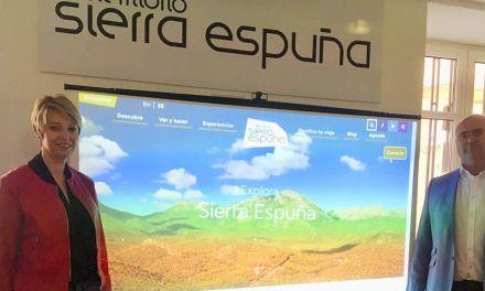 Una página web integrará toda la información sobre el Parque Regional Sierra Espuña para potenciarlo como destino ecoturístico