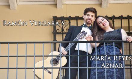 """El dúo 'Hispania: verso y madera' estrena el recital """"Los caminos de la mística"""" en la Semana Teresiana de Caravaca"""