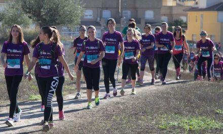 La 'Caravaca Trail Experience' reúne este fin de semana a novecientos corredores en sus cuatro modalidades de participación
