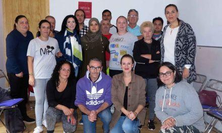 El Ayuntamiento de Caravaca colabora con los cursos formativos de inclusión social Cáritas para mejorar la empleabilidad