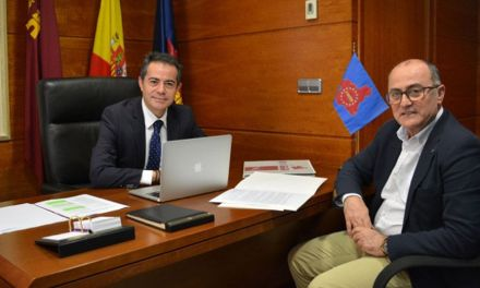 «Debería constar en un nuevo Estatuto la obligación de financiación de las Entidades Locales», Joaquín Hernández,  presidente de la Federación de Municipios de la Región de Murcia