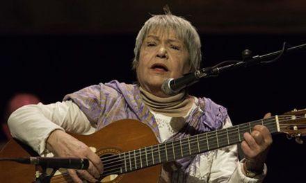 Fallece Elisa Serna, artista, reivindicativa y destacada luchadora social