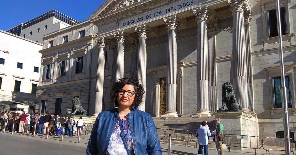 El Ayuntamiento de Pliego felicita a Teresa Cifuentes por sus reivindicaciones expresadas en el Congreso de los Diputados