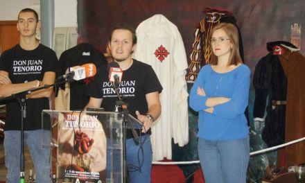 La compañía Alhory quiere hacer vibrar al público de Cehegín con una doble función de Don Juan Tenorio