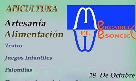 El mercadillo El Mesoncico vuelve el domingo 28 con una cita dedicada a la apicultura