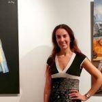 La obra de la yeclana Sonia Muñoz se exhibe en el centro de día de Albudeite