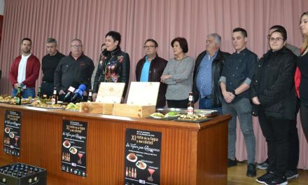 Presentada la XI Ruta de la Tapa y el Cóctel de Calasparra organizada por la Asociación de Hosteleros y el Ayuntamiento de Calasparra