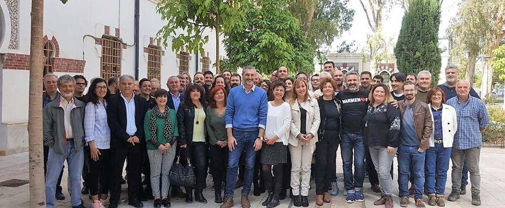 Podemos llegará al 90% de los murcianos en las próximas elecciones municipales