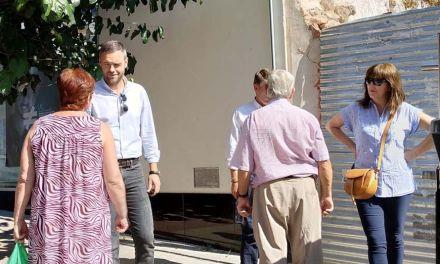El PSOE de Caravaca 'avanza' en dirección contraria a los intereses de los vecinos