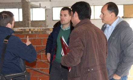 El tercer Plan de Empleo de Cehegín se pone en marcha para avanzar en las obras de la Plaza de Abastos