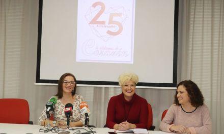 La Asociación del Comercio y la Hostelería  de Cehegín celebra su 25 aniversario con una gala y una semana de promociones y regalos