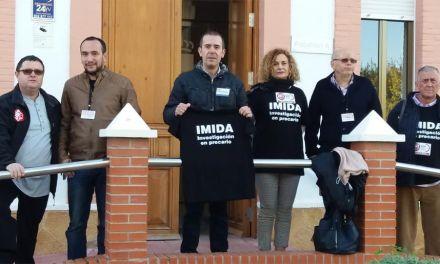 El 31 de diciembre cesa cerca del 60% de la plantilla del IMIDA