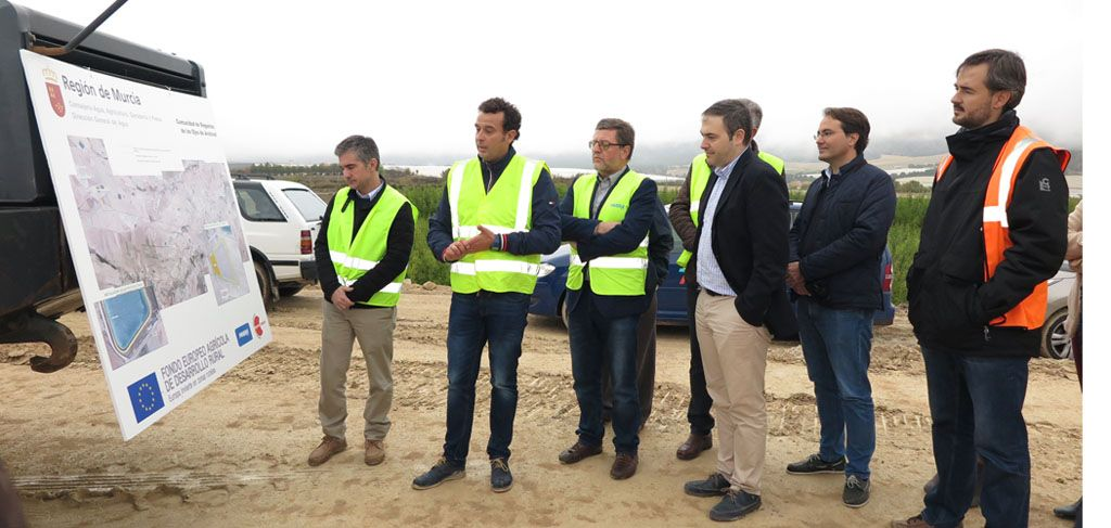 La comunidad de regantes Ojos de Archivel optimiza los recursos hídricos gracias a una inversión de 653.000 euros