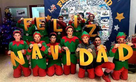 Festival de Navidad en El Salvador