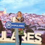 Alicia del Amor Galo inicia su andadura para convertirse en la primera alcaldesa de Cehegín