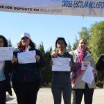 Celebración del Cross Intedis-Mulasport Memorial Ginesa Pardo