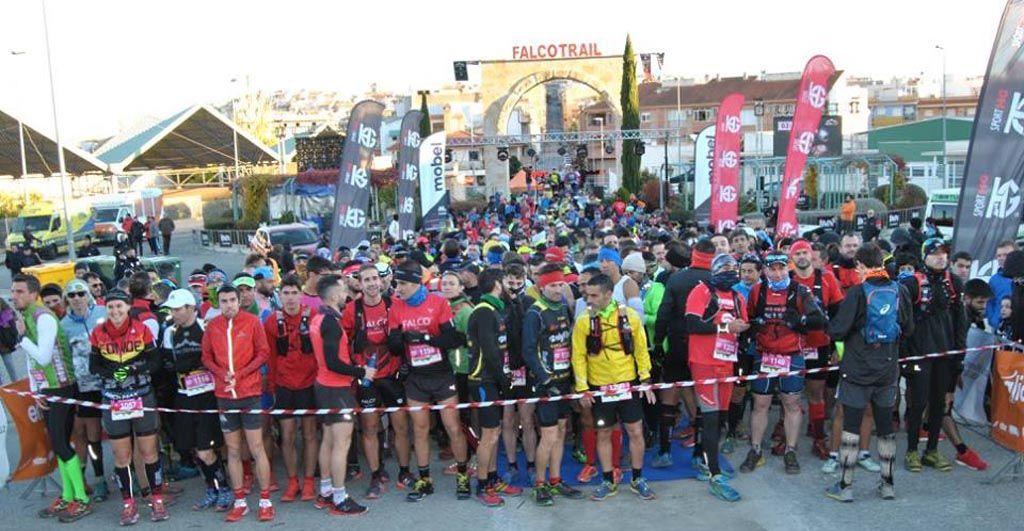 La VIII Falco Trail calienta motores para recibir a los mejores de España