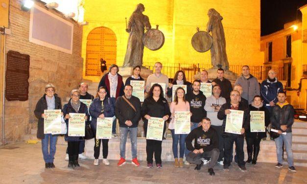 Roscón solidario en Mula a beneficio de AFACMUR