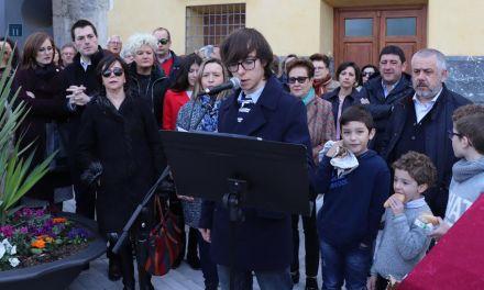 Inaugurada en Cehegín la plaza en honor a Luis Martínez Gironés 'El Sacristán'