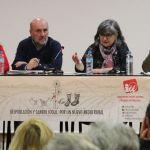 IU-Verdes llevará a las instituciones una batería de propuestas para paliar los efectos de la despoblación rural en las pedanías de Carava, Lorca y Moratalla