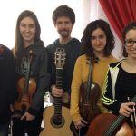 """Ramón Vergara S. ofrecerá en Bullas el concierto """"Baladas del Decamerón Negro"""" de Leo Brouwer, un quinteto para guitarra y cuerdas"""