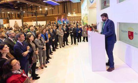 «Nuestro objetivo principal es atraer turistas durante todo el año a través de productos diferenciadores», Fernando López Miras, presidente de la Región de Murcia