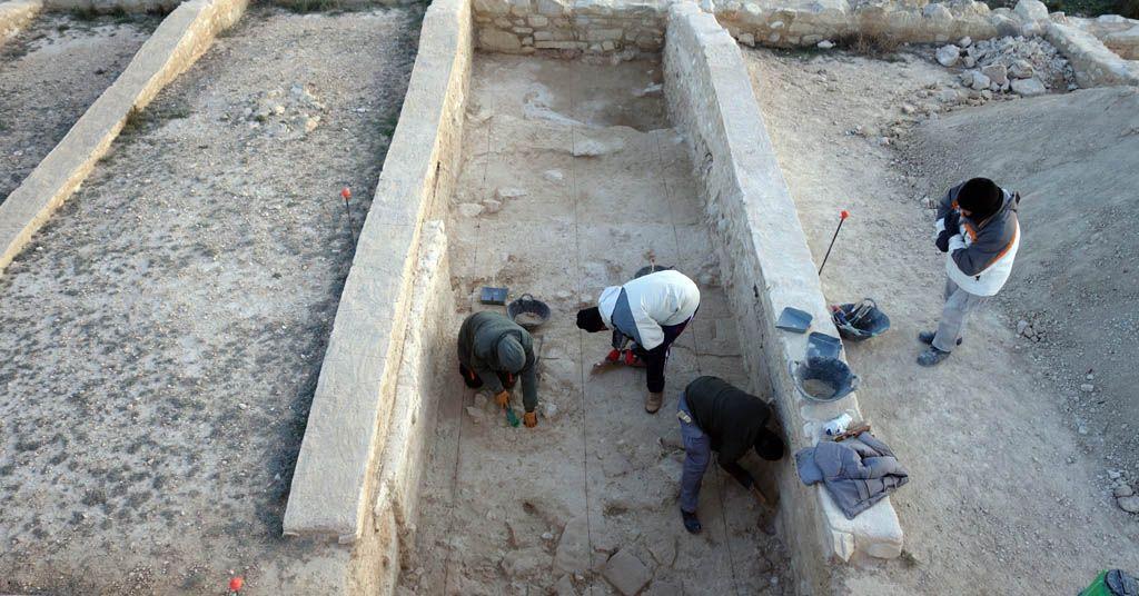 Una nueva campaña de excavación permite avanzar en el estudio del yacimiento de 'La Cabezuela' de Barranda