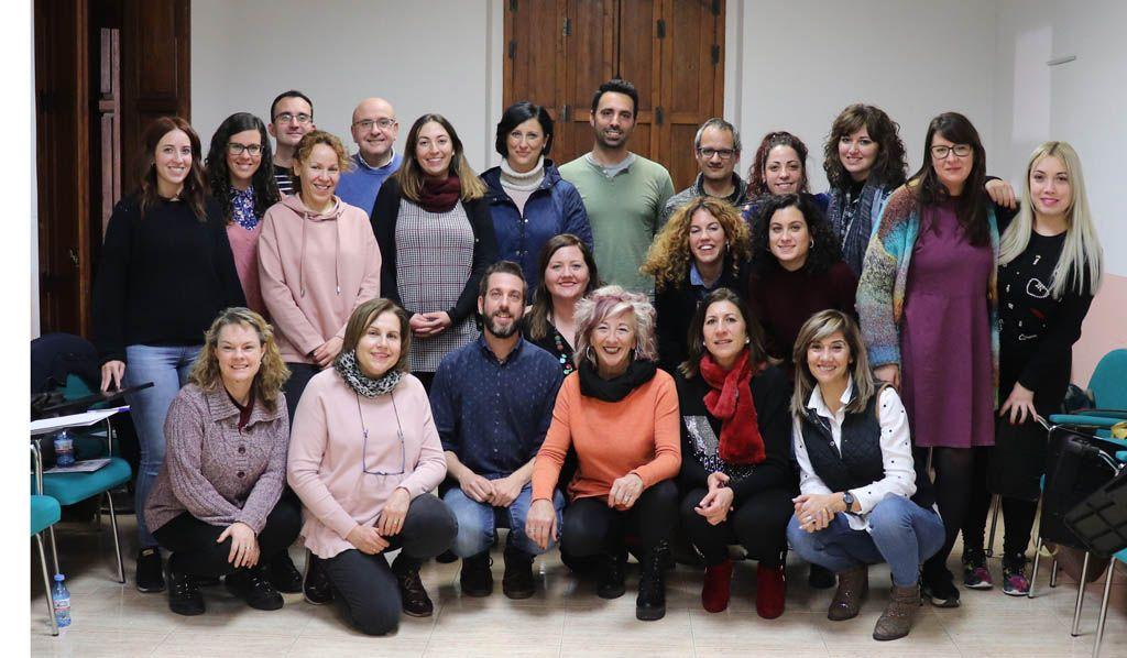 La novedosa metodología 'Música para despertar' aterrizó en Bullas el pasado sábado en una formación promovida por la Mesa Municipal de Mayores