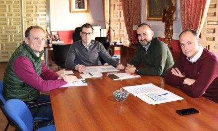 El equipo de Gobierno del Ayuntamiento de Cehegín planteará a la Comunidad Autónoma la reactivación del Plan de Impulso del Sector del Mármol de 2009