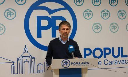 """El Partido Popular critica que el Ayuntamiento de Caravaca use FITUR """"para darse autobombo"""""""