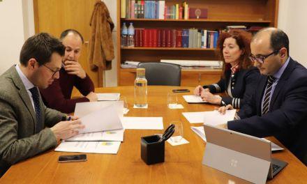 El Equipo de Gobierno de Cehegín traslada a la Comunidad propuestas para impulsar el desarrollo industrial de la zona
