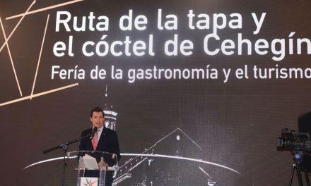 Cehegín presenta la XI Ruta de la Tapa y el Cóctel en Fitur