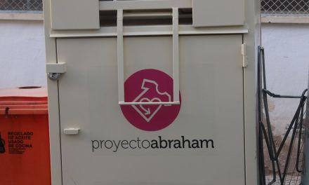 Cehegín donó durante 2018 más de 50.000 kilos de ropa, juguetes y calzado a la Asociación Proyecto Abraham