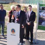 """Rocamora: """"Gracias a nuestro esfuerzo y trabajo y a la ayuda del Gobierno de España tendremos un pabellón moderno, eficiente y versátil"""""""