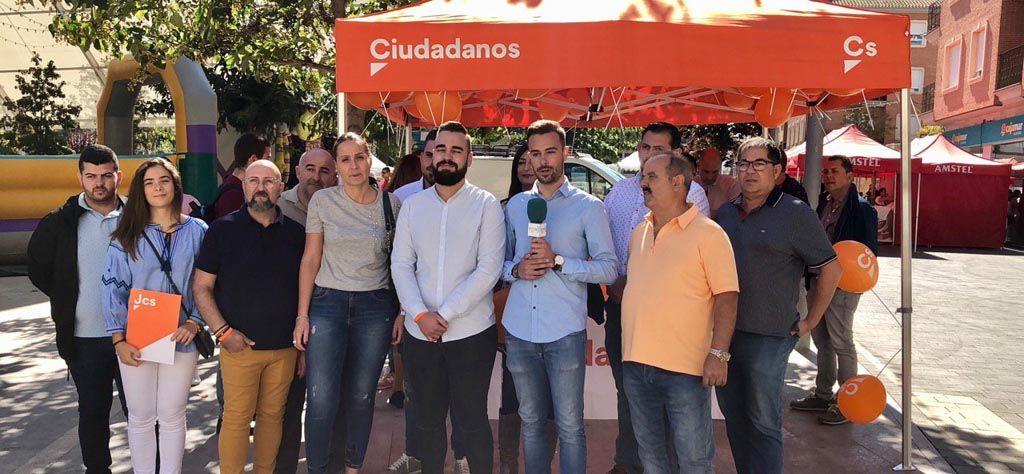 Ciudadanos Bullas considera 2018 un año de parálisis