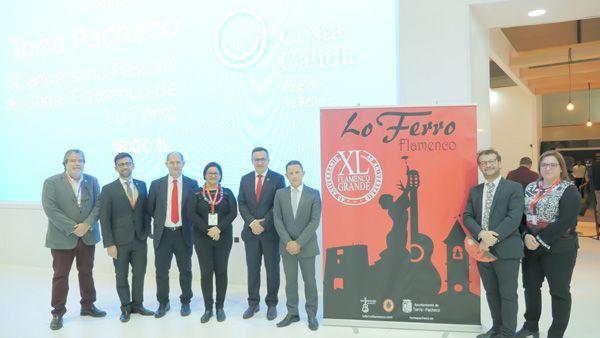 Presentación de Lo Ferro 2019 en Madrid